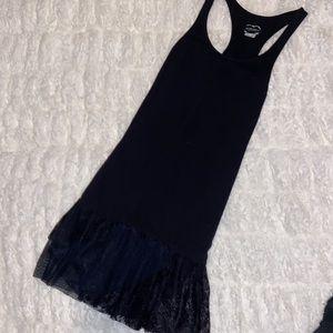 Vintage intimately Free people slip dress